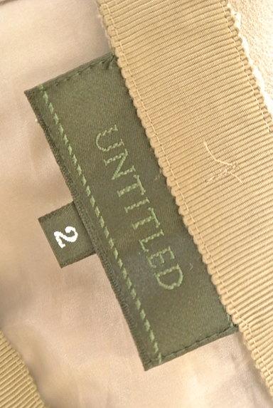 UNTITLED(アンタイトル)の古着「無地ベーシックスカート(スカート)」大画像6へ