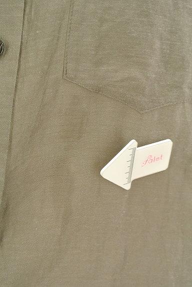 NOLLEY'S(ノーリーズ)の古着「パッチポケット付シャツ(カジュアルシャツ)」大画像5へ