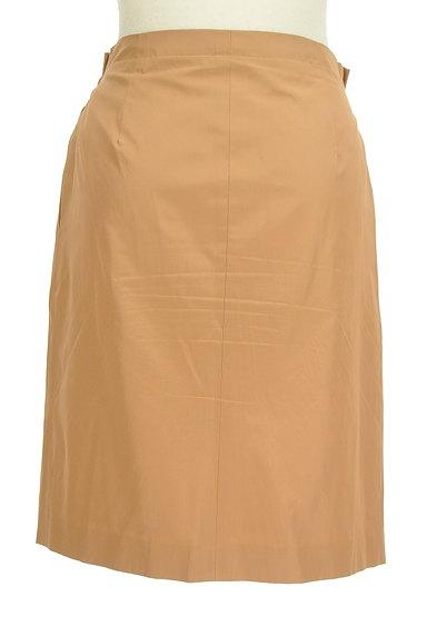 DES PRES(デプレ)の古着「ドロストリボンセミフレアスカート(スカート)」大画像2へ