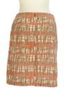 TOMORROWLAND(トゥモローランド)の古着「スカート」後ろ