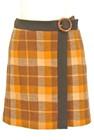 ef-de(エフデ)の古着「ミニスカート」前