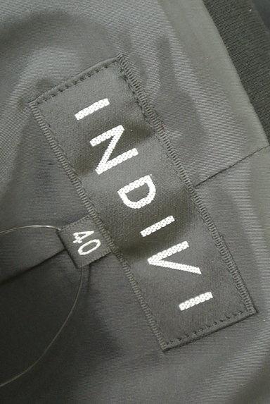 INDIVI(インディヴィ)の古着「ハイネックショートコート(コート)」大画像6へ