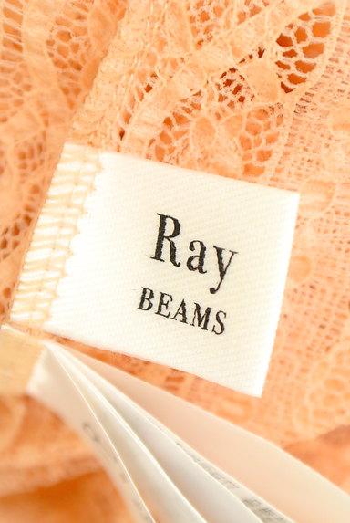 BEAMS Women's(ビームス ウーマン)の古着「フリルレーストップス(カットソー・プルオーバー)」大画像6へ