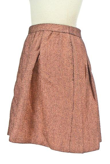 NOLLEY'S(ノーリーズ)の古着「ボリュームバックファスナースカート(ミニスカート)」大画像3へ