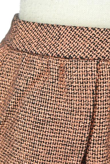 NOLLEY'S(ノーリーズ)の古着「ボリュームバックファスナースカート(ミニスカート)」大画像4へ