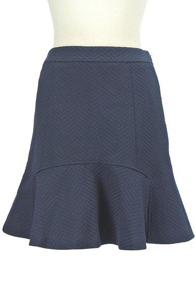BEAMS Women's(ビームス ウーマン)の古着「ヘリンボーン調マーメイドスカート(ミニスカート)」大画像1へ