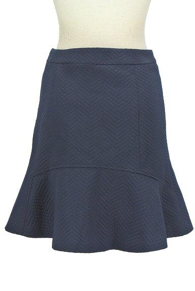 BEAMS Women's(ビームス ウーマン)の古着「ヘリンボーン調マーメイドスカート(ミニスカート)」大画像2へ