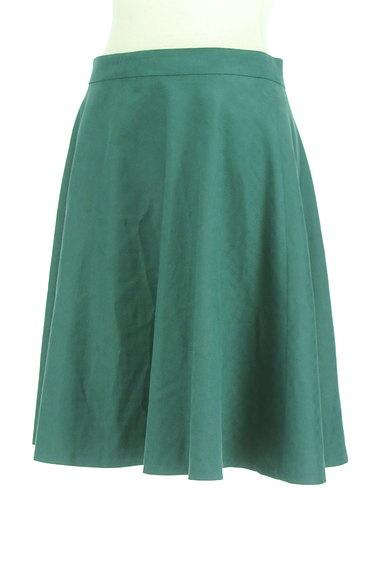 UNTITLED(アンタイトル)の古着「シャドーチェック柄ベーシック膝上スカート(スカート)」大画像3へ