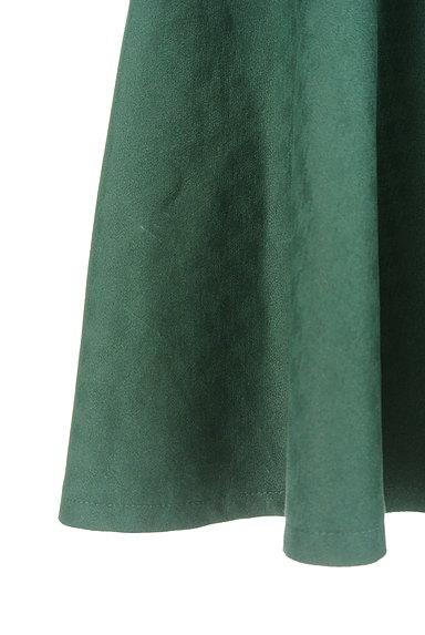 UNTITLED(アンタイトル)の古着「シャドーチェック柄ベーシック膝上スカート(スカート)」大画像5へ