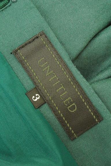UNTITLED(アンタイトル)の古着「シャドーチェック柄ベーシック膝上スカート(スカート)」大画像6へ