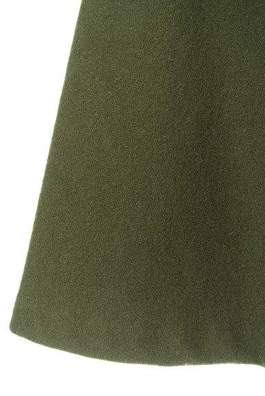 INDIVI(インディヴィ)の古着「アシンメトリー切替ミニスカート(ミニスカート)」大画像5へ