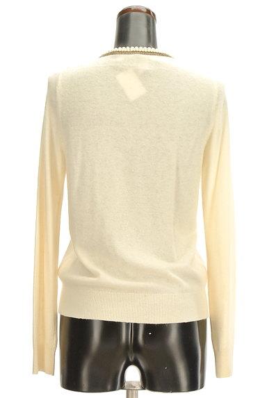 Tiara(ティアラ)の古着「ラグジュアリーニットカーデ(カーディガン・ボレロ)」大画像2へ