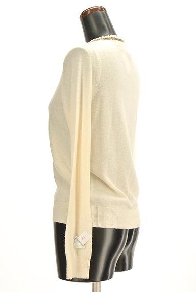 Tiara(ティアラ)の古着「ラグジュアリーニットカーデ(カーディガン・ボレロ)」大画像4へ