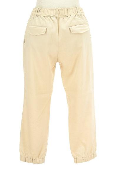 INDIVI(インディヴィ)の古着「裾ギャザー入りパンツ(パンツ)」大画像2へ