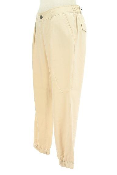 INDIVI(インディヴィ)の古着「裾ギャザー入りパンツ(パンツ)」大画像3へ