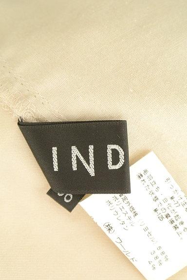 INDIVI(インディヴィ)の古着「裾ギャザー入りパンツ(パンツ)」大画像6へ