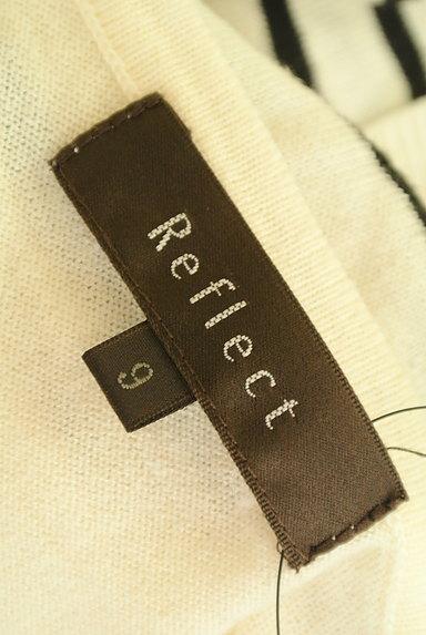 Reflect(リフレクト)の古着「パールボタンボーダーアンサンブル(アンサンブル)」大画像6へ