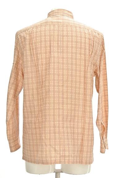ARAMIS(アラミス)の古着「ワンポイント刺繍チェック柄シャツ(カジュアルシャツ)」大画像2へ