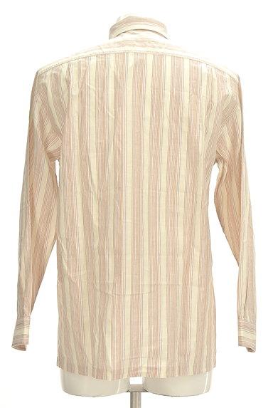 ARAMIS(アラミス)の古着「ストライプ柄コットンシャツ(カジュアルシャツ)」大画像2へ