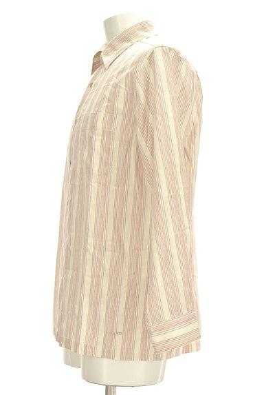 ARAMIS(アラミス)の古着「ストライプ柄コットンシャツ(カジュアルシャツ)」大画像3へ
