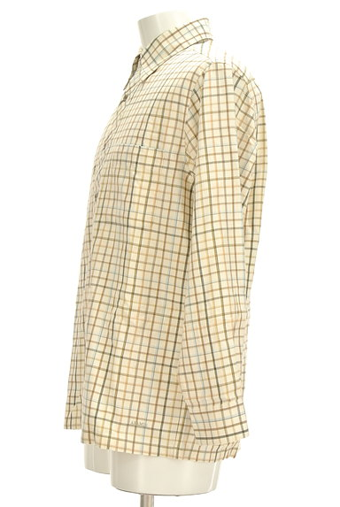 ARAMIS(アラミス)の古着「チェック柄フランネルシャツ(カジュアルシャツ)」大画像3へ