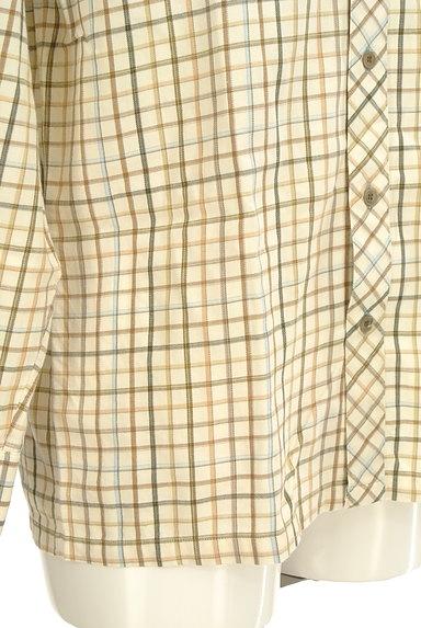 ARAMIS(アラミス)の古着「チェック柄フランネルシャツ(カジュアルシャツ)」大画像5へ