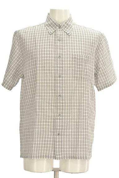 ARAMIS(アラミス)の古着「チェック柄カジュアルシャツ(カジュアルシャツ)」大画像1へ