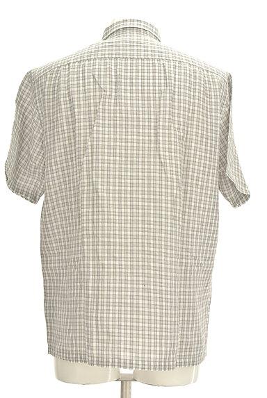 ARAMIS(アラミス)の古着「チェック柄カジュアルシャツ(カジュアルシャツ)」大画像2へ