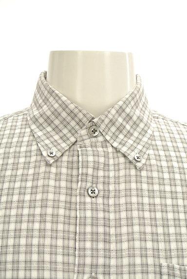 ARAMIS(アラミス)の古着「チェック柄カジュアルシャツ(カジュアルシャツ)」大画像4へ