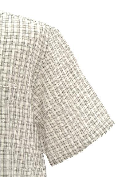 ARAMIS(アラミス)の古着「チェック柄カジュアルシャツ(カジュアルシャツ)」大画像5へ