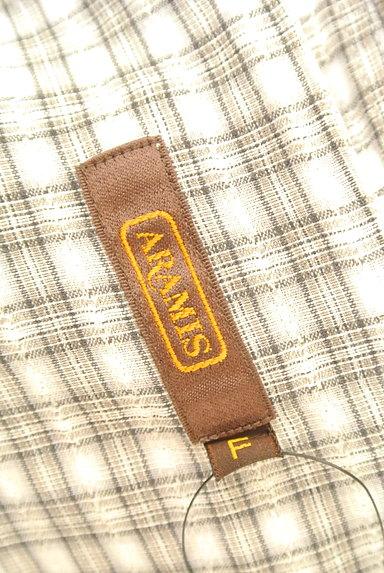 ARAMIS(アラミス)の古着「チェック柄カジュアルシャツ(カジュアルシャツ)」大画像6へ