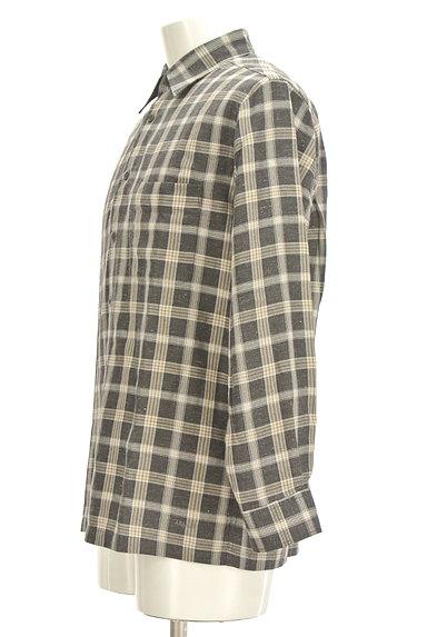 ARAMIS(アラミス)の古着「チェック柄カジュアルシャツ(カジュアルシャツ)」大画像3へ