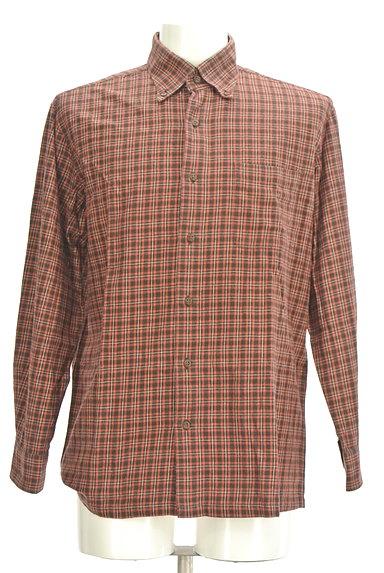 ARAMIS(アラミス)の古着「チェック柄フランネルシャツ(カジュアルシャツ)」大画像1へ