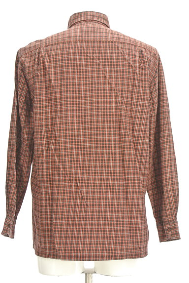 ARAMIS(アラミス)の古着「チェック柄フランネルシャツ(カジュアルシャツ)」大画像2へ
