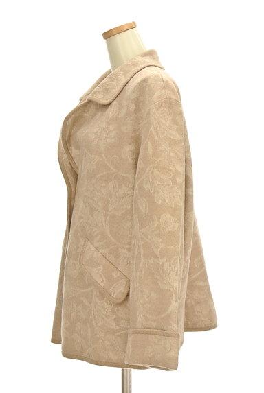 Ville dazur(ビルダジュール)の古着「総柄ウールジャケット(ジャケット)」大画像3へ