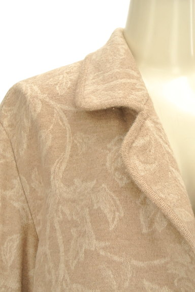 Ville dazur(ビルダジュール)の古着「総柄ウールジャケット(ジャケット)」大画像4へ