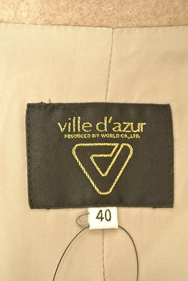 Ville dazur(ビルダジュール)の古着「総柄ウールジャケット(ジャケット)」大画像6へ