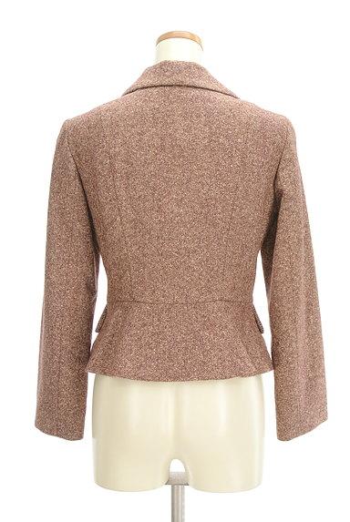 L'EST ROSE(レストローズ)の古着「花刺繍ウールジャケット(ジャケット)」大画像2へ