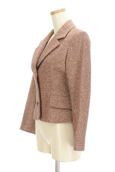 L'EST ROSE(レストローズ)の古着「花刺繍ウールジャケット(ジャケット)」大画像3へ