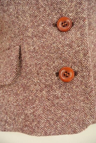 L'EST ROSE(レストローズ)の古着「花刺繍ウールジャケット(ジャケット)」大画像5へ