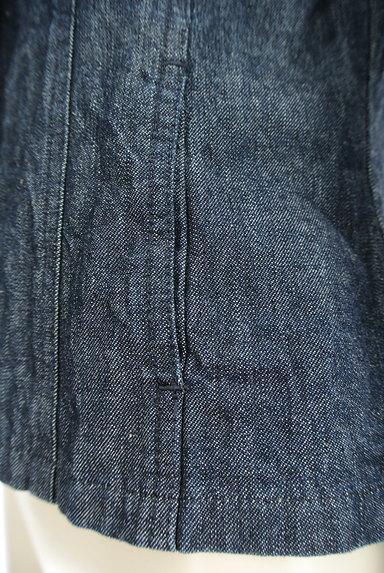 L'EST ROSE(レストローズ)の古着「花刺繍デニムジャケット(ジャケット)」大画像5へ