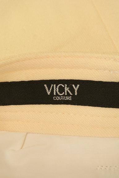VICKY(ビッキー)の古着「センタープレスウールハーフパンツ(ショートパンツ・ハーフパンツ)」大画像6へ