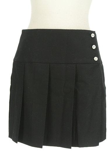 VICKY(ビッキー)の古着「プリーツラップミニスカート(ミニスカート)」大画像1へ