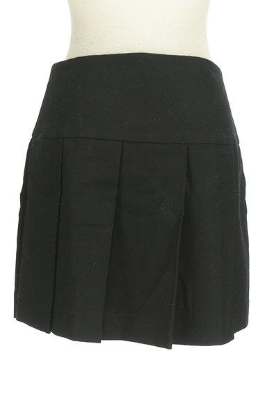 VICKY(ビッキー)の古着「プリーツラップミニスカート(ミニスカート)」大画像2へ