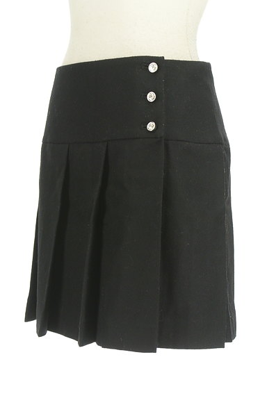 VICKY(ビッキー)の古着「プリーツラップミニスカート(ミニスカート)」大画像3へ