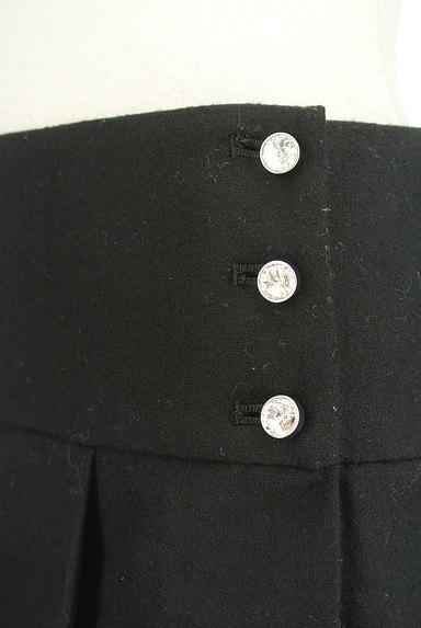 VICKY(ビッキー)の古着「プリーツラップミニスカート(ミニスカート)」大画像4へ