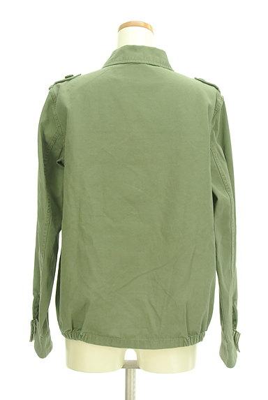MERCURYDUO(マーキュリーデュオ)の古着「ミリタリージャケット(ブルゾン・スタジャン)」大画像2へ
