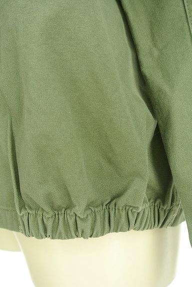MERCURYDUO(マーキュリーデュオ)の古着「ミリタリージャケット(ブルゾン・スタジャン)」大画像5へ