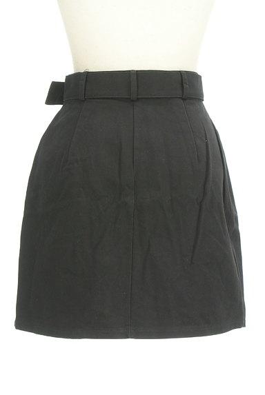 EMODA(エモダ)の古着「ベルト付き台形ミニスカート(ミニスカート)」大画像2へ