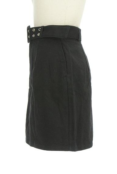 EMODA(エモダ)の古着「ベルト付き台形ミニスカート(ミニスカート)」大画像3へ